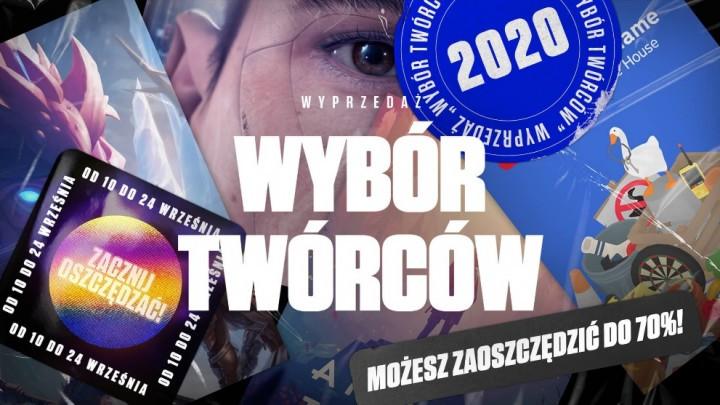 Wybór twórców 2020