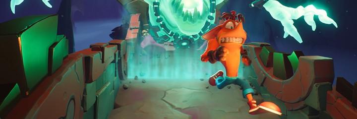 Crash Bandicoot 4 Najwyższy Czas- duży