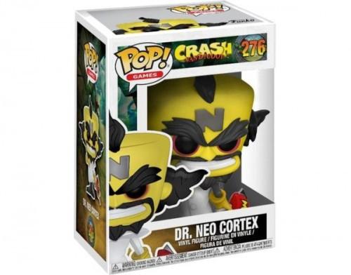 Promocja na Funko POP! Crash Bandicoot