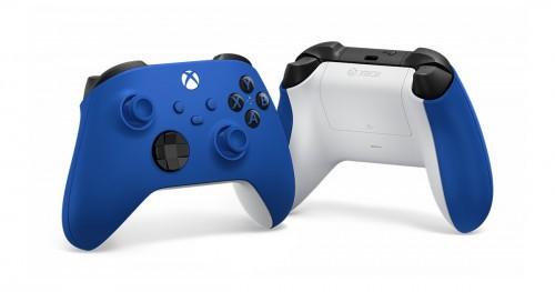 Promocja pad do Xbox series x niebieski