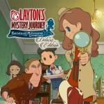 Promocja na Layton Mystery Journey