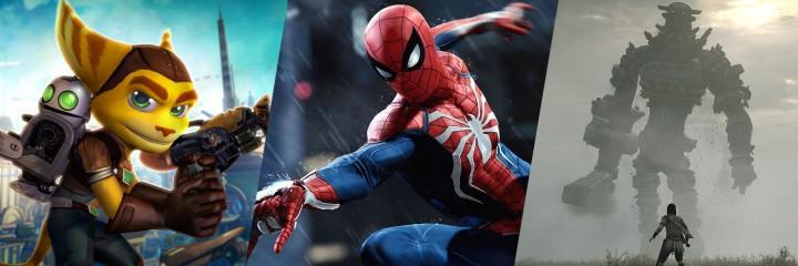 Najlepsze gry ekskluzywne PlayStation 4