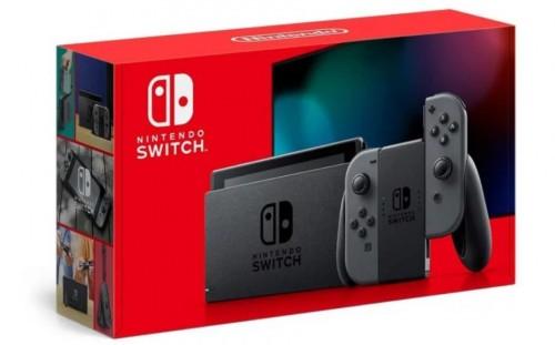 Promocja na Nintendo Switch Szary