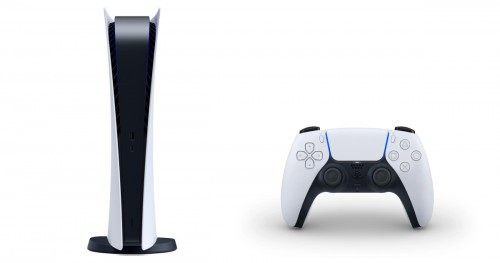 Promocja na SONY PlayStation 5 Digital