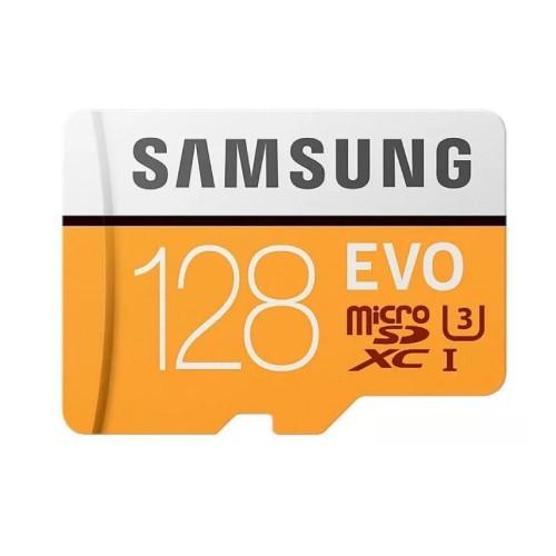 Promocja na kartę pamięci Samsung Evo microSDXC 128GB