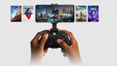 Xbox App - gra zdalna