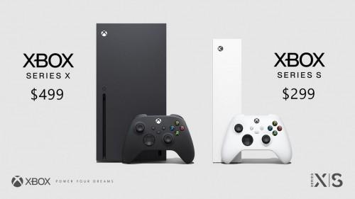 Cena Xbox Series X oraz cena Xbox Series S