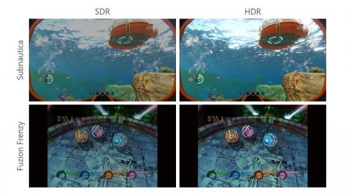 Funkcja Auto HDR w Xbox Series X