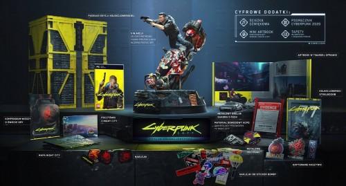 Promocja na Cyberpunk 2077 Edycja Kolekcjonerska