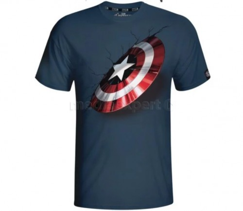Promocja na Koszulkę Marvel Shield