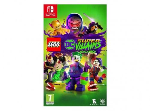 Promocja na LEGO DC Super-Villains Złoczyńcy Nintendo Switch