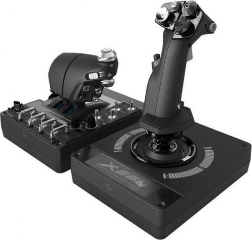 Promocja an Logitech G X56 Hotas