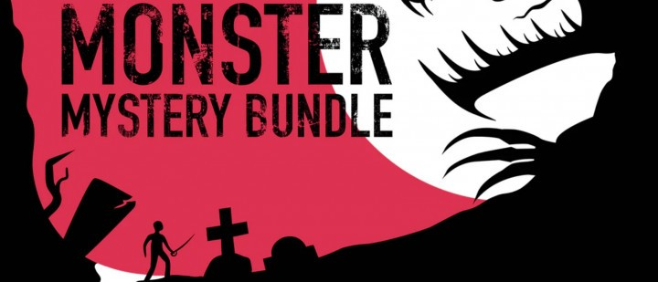 Promocja na Monster Mystery Bundle