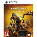Promocja na Mortal Kombat 11 Ultimate Limited Edition PS5