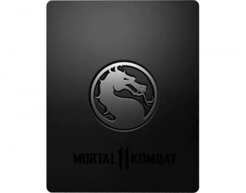 Promocja na steelbook Mortal Kombat 11 Ultimate