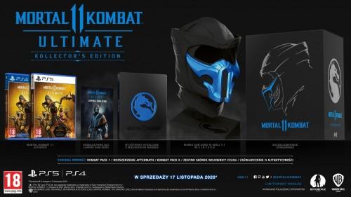 Promocja na Mortal Kombat XI Ultimate Kollectors Edition (PS5)