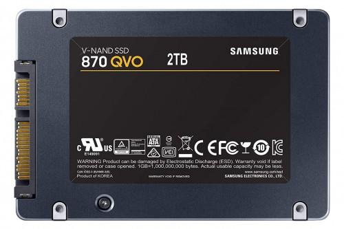 Promocja na SAMSUNG 870 QVO 2 TB
