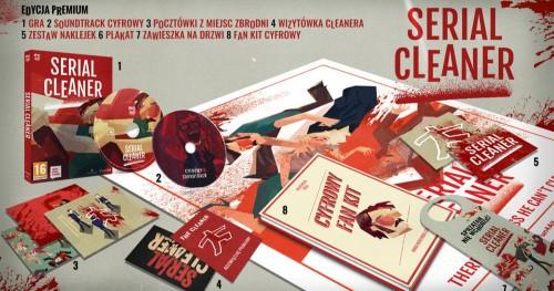 Promocja na Serial Cleaner Premium Edition