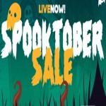 Spooktober Sale
