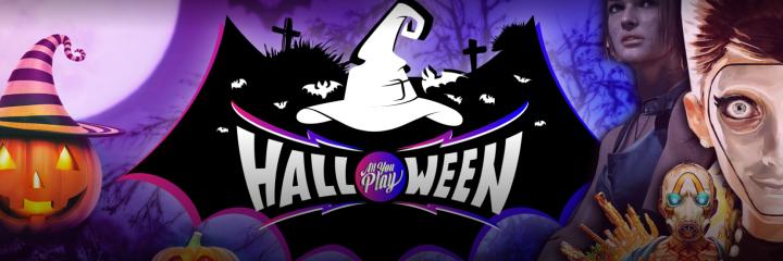 Wyprzedaż Halloween 2020 w Allyouplay