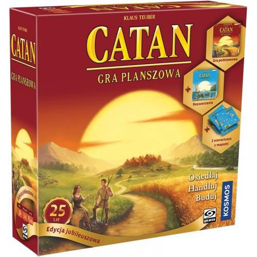 Promocja na grę planszową Catan