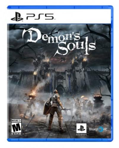 Promocja na Demon's Souls Remake