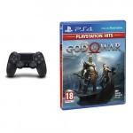 Promocja na pad Sony DualShock 4 z grą God of War
