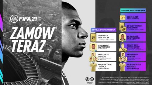 FIFA 21 Edycja Mistrzowska