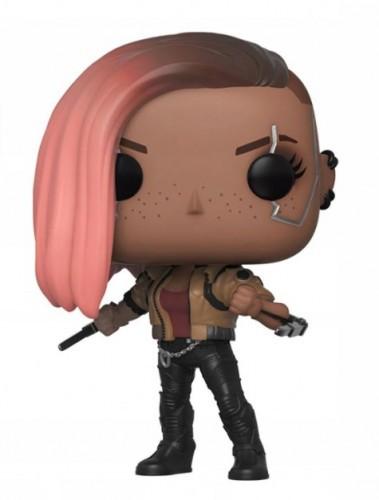 Promocja na Funko POP! figurka Cyberpunk 2077 V-Female