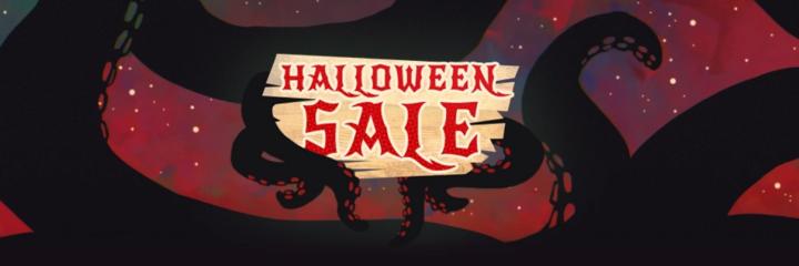 Wyprzedaż Halloween 2020 na GOG.com