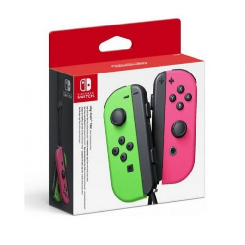 Promocja na joy-con Neon Green i Neon Pink