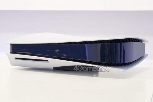PlayStation 5 - zdjęcia konsoli
