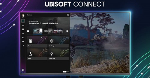 Nowy Uplay - Ubisoft Connect