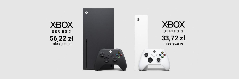 Xbox Series X na raty