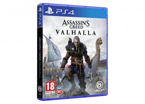 Promocja na Assassins Creed Valhalla PS4