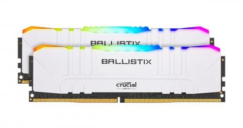 Promocja na CRUCIAL Ballistix RGB 16GB 3600MHz