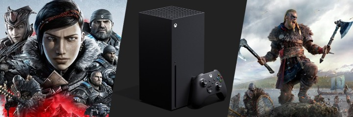 Gry Xbox Series X
