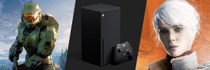 Gry na wyłączność Xbox Series X