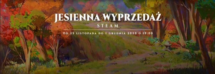 Jesienna wyprzedaż Steam