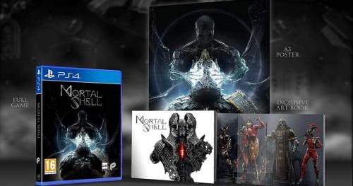 Promocja na Mortal Shell + Artbook + Poster