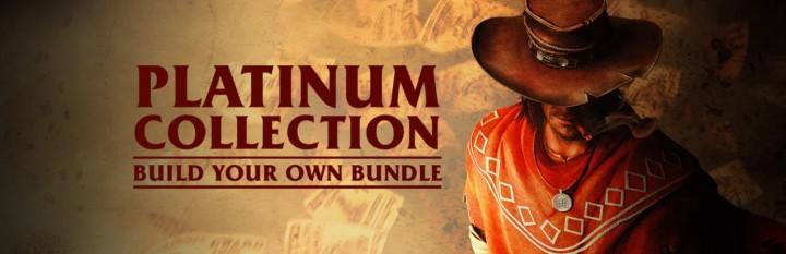 Promocja na Platinum Collection Build your own Bundle November/December 2020