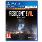 Promocja na Resident Evil VII: Biohazard GOLD VR PS4