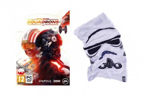 Star Wars Squadrons + komin Vader PC