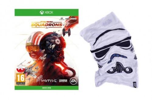Promocja Star Wars Squadrons + komin StormTroper Xbox One