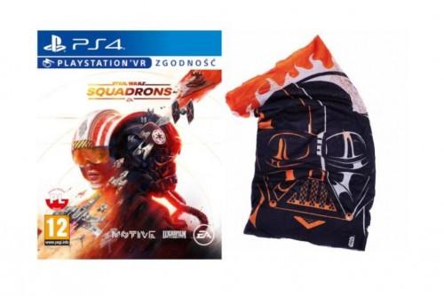 Promocja na Star Wars Squadrons + komin Vader PS4