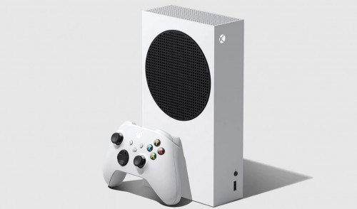 promocja na Xbox Series S