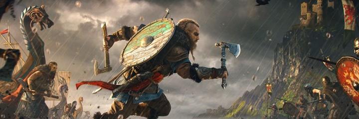 Assassin's Creed: Valhalla - duży obrazek