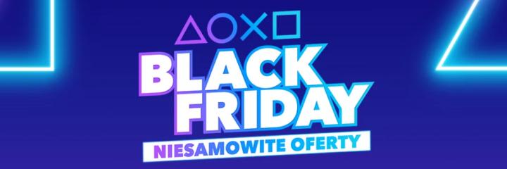 Wyprzedaż Black Friday w PlayStation Store