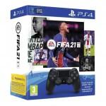 Promocja na kontroler DualShock 4 + FIFA 21