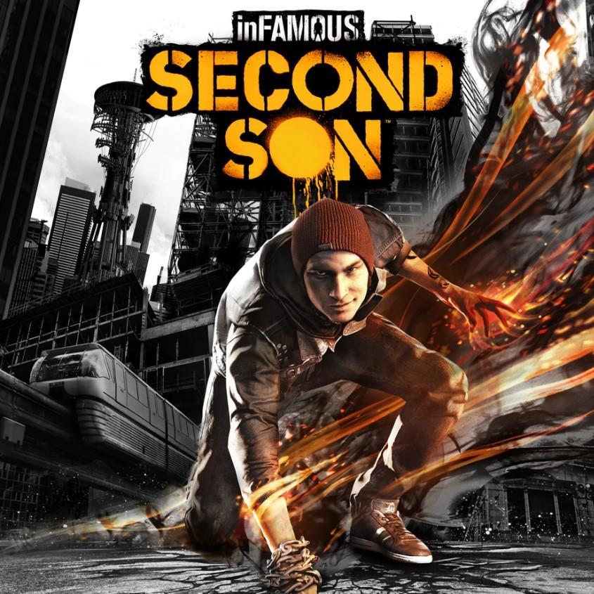 Infamous Second Son Pl Dubbing Ps4 Stan Nowy 7501038670 Allegro Pl